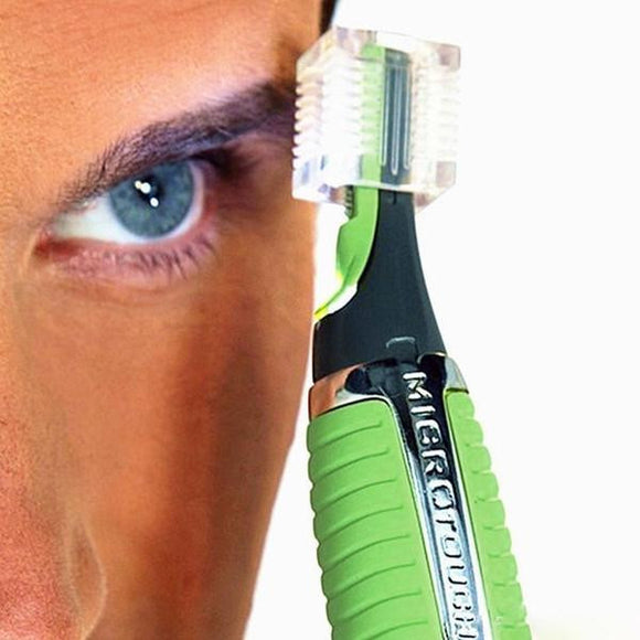 Precision Facial Hair Trimmer - The Beauty Brush