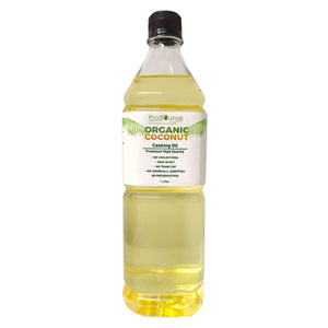 ProSource ORGANIC COCONUT COOKING OIL 1 Liter