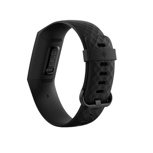 Fitbit Charge 4 - Black / Black - Fitbit Pakistan