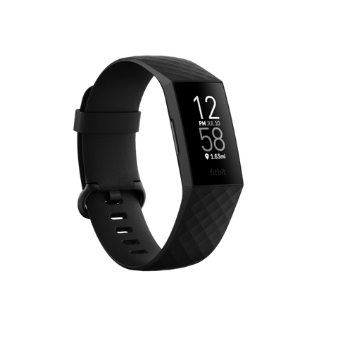Fitbit Charge 4 - Black / Black