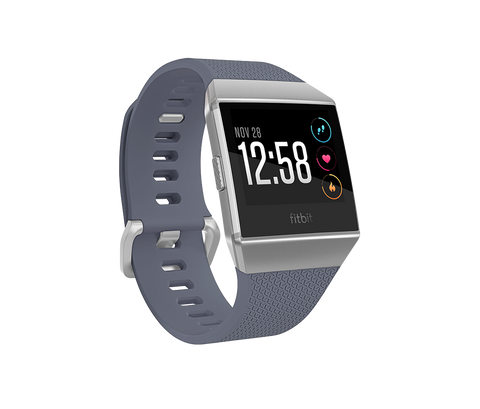 Fitbit Ionic - Blue Gray / Silver Gray