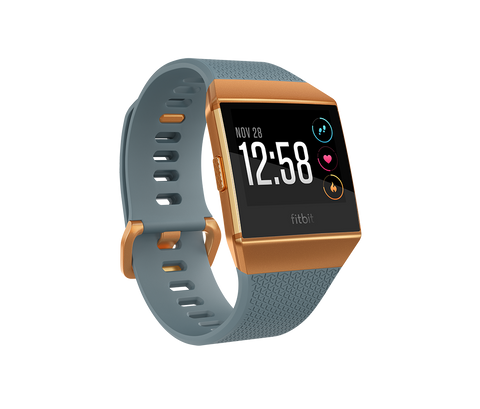 Fitbit Ionic - Slate Blue / Burnt Orange