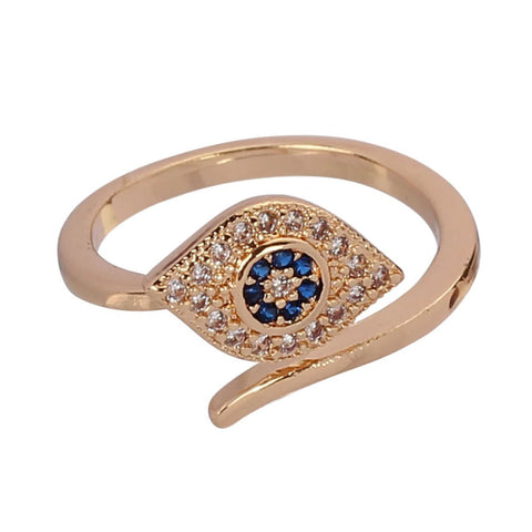 San Jose Ring in Gold