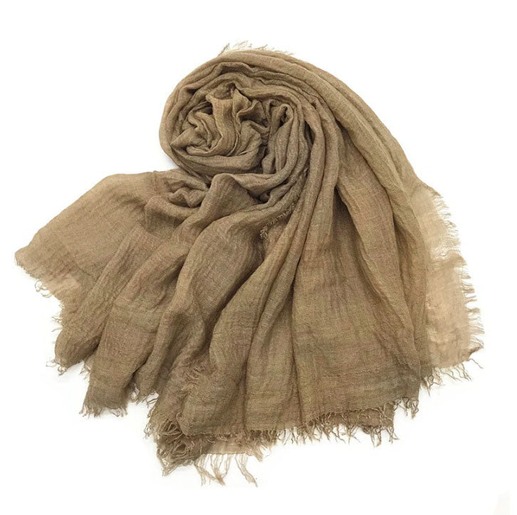Neive Scarf in Earth