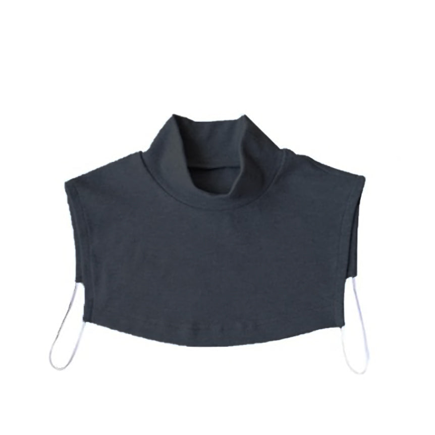 Ravelle Neck Cover in Grey