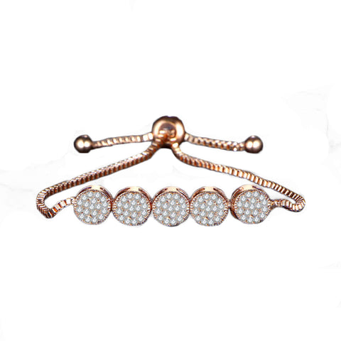 Beirut Bracelet in Rose