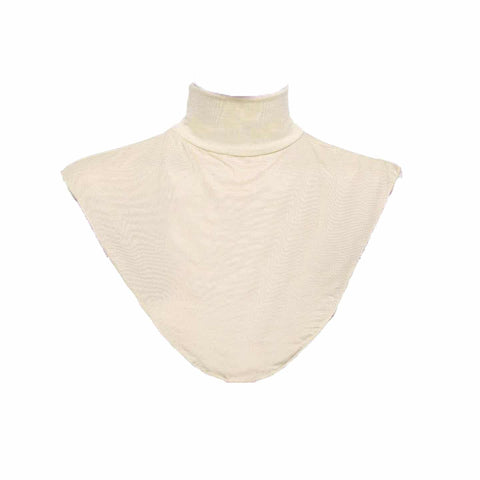 Luna Neck Cover in Cream