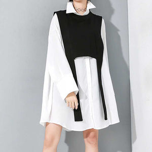 Bangkok Oversized Shirt with Pullover