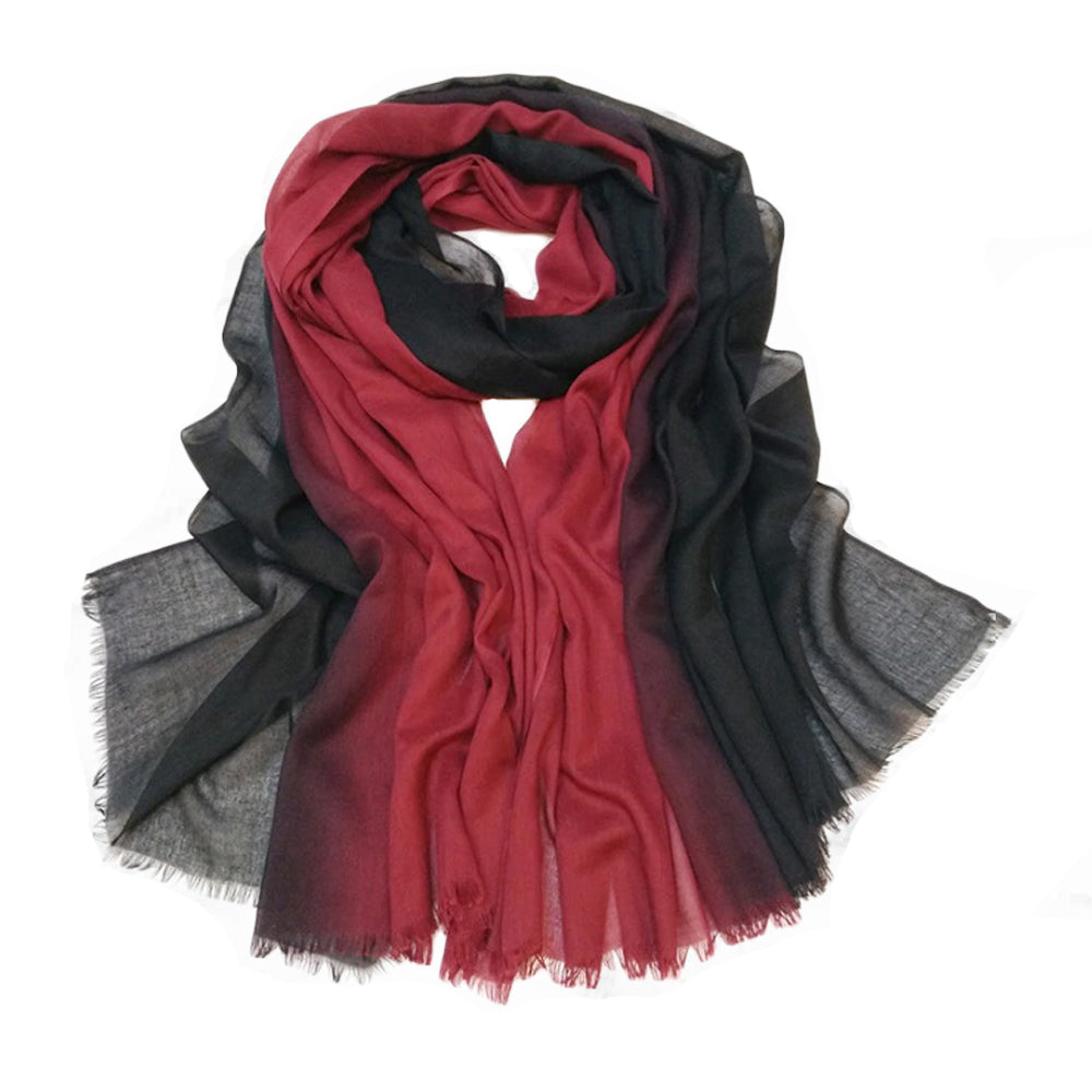 Lima Scarf in Red