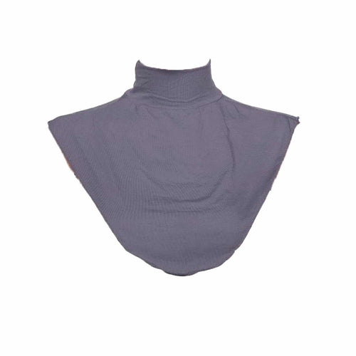 Luna Neck Cover in Grey