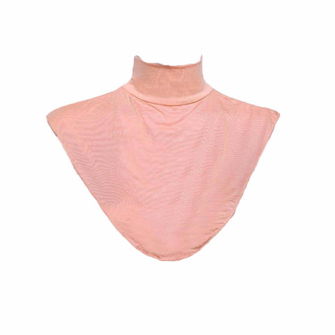 Luna Neck Cover in Peach