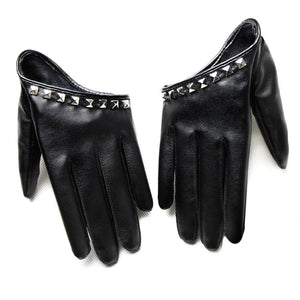 Tulisa Crop Gloves