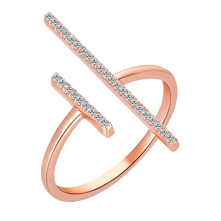 Salamanca Ring in Rose Gold