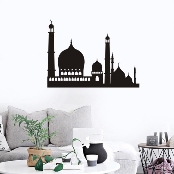 Bonica 'Mosque' Wall Decor