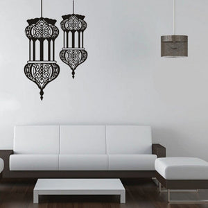 Casa Mia 'Lantern' Wall Decor