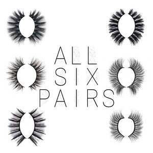 Six Lash Bundle