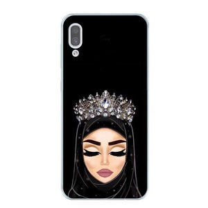 'Hijab Is My Crown' Phone Cover