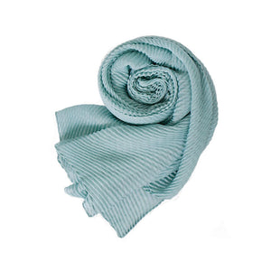 Valencia Scarf in Mint