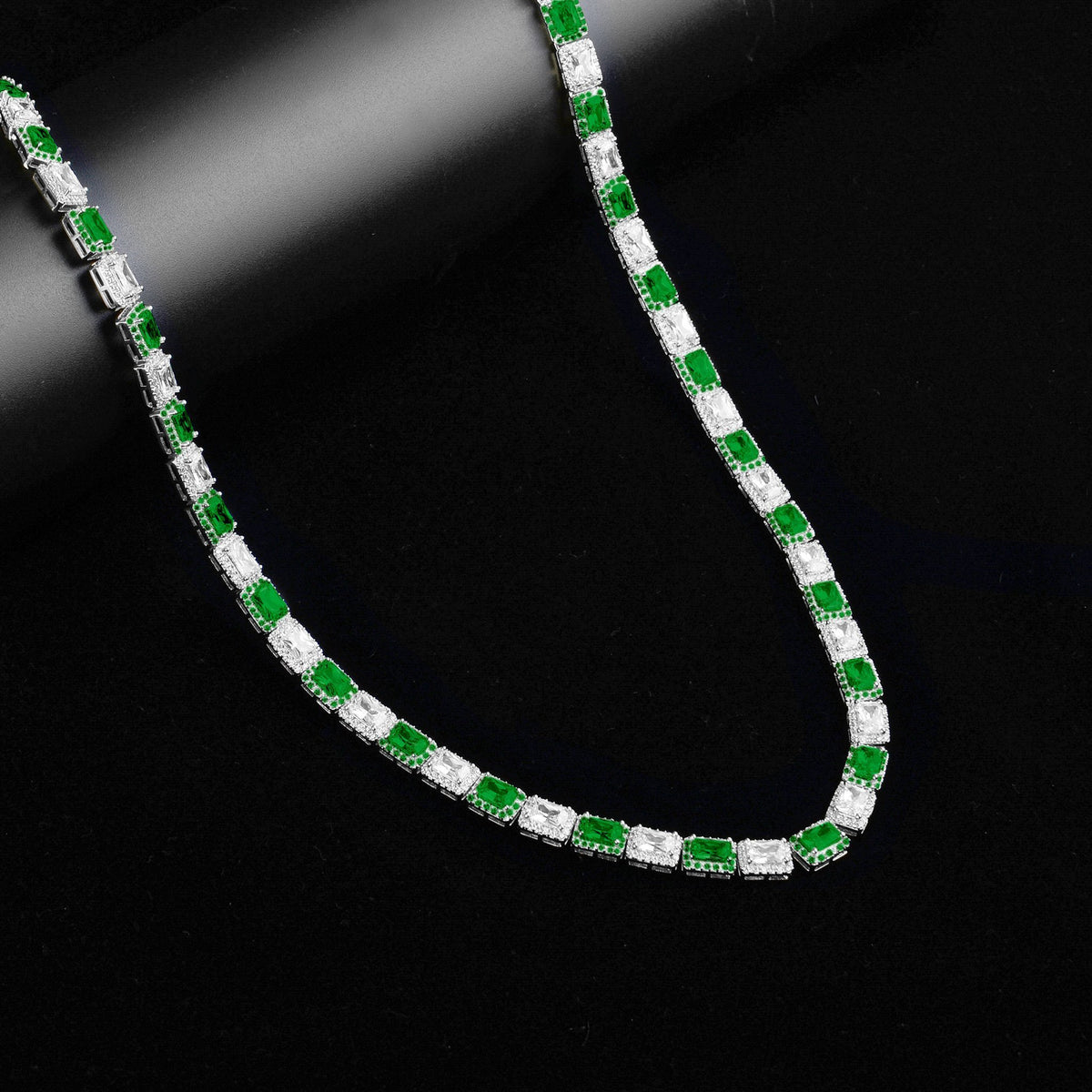 6mm Square Tennis Chain