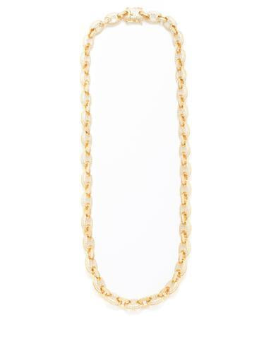DIAMOND LINK NECKLACE IN GOLD *NEW*