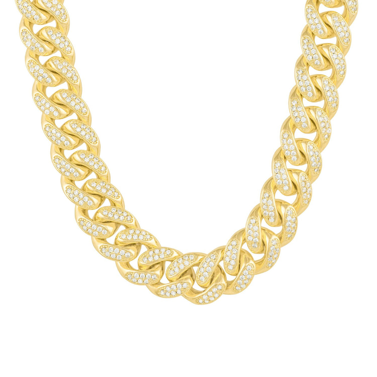 DIAMOND CUBAN CHAIN