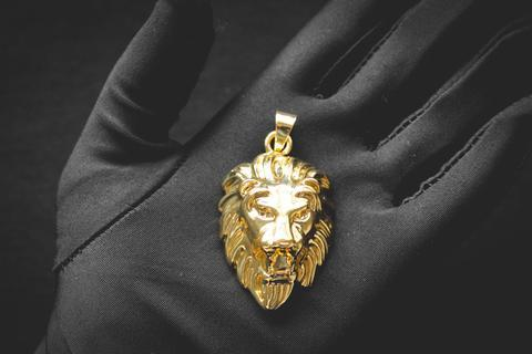 King Lion Necklace