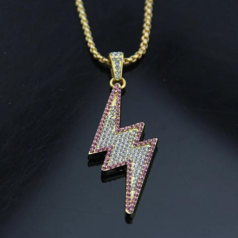 MICRO DIAMOND LIGHTNING PIECE