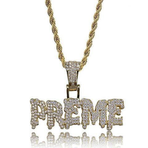 Micro Diamond Preme Necklace *NEW*