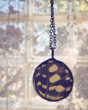 Load image into Gallery viewer, Tailed Jay Butterfly Necklace