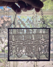 Load image into Gallery viewer, Crochet Mini Wall Hanging