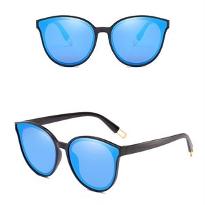 Luxury Flat Top Sunglasses