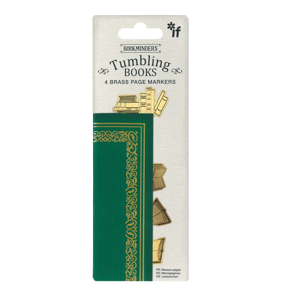 Tumbling Books Page Markers