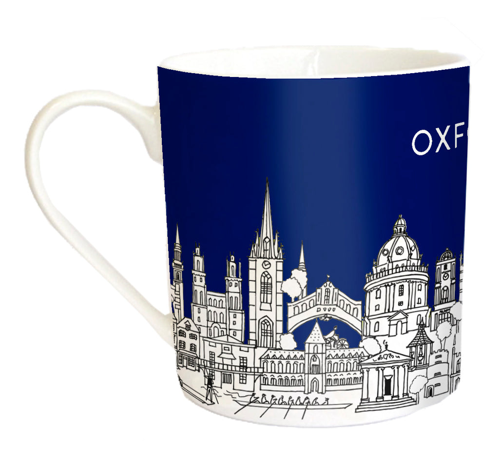 Oxford Sketch Mug