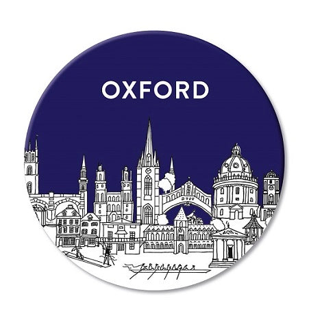 Oxford Sketch Coaster