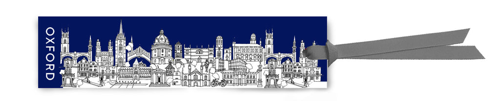 Oxford Sketch Bookmark