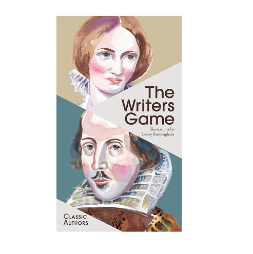 Writers Game: Classic Authors