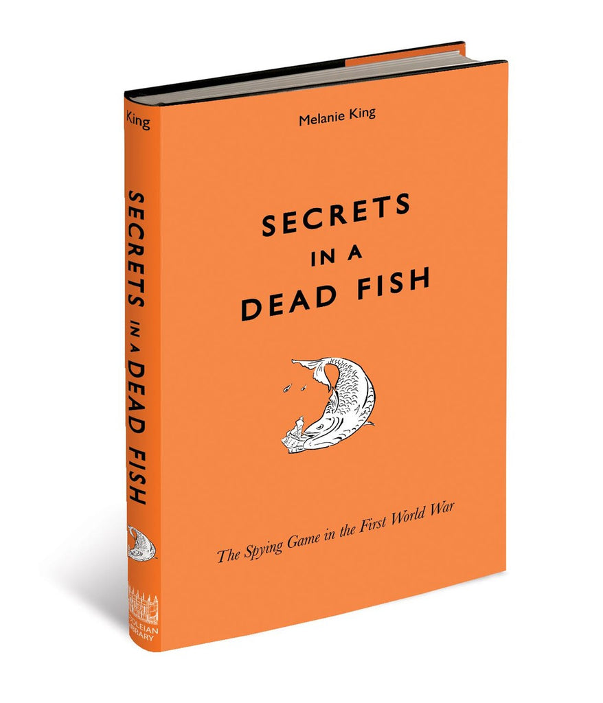 Secrets in a Dead Fish