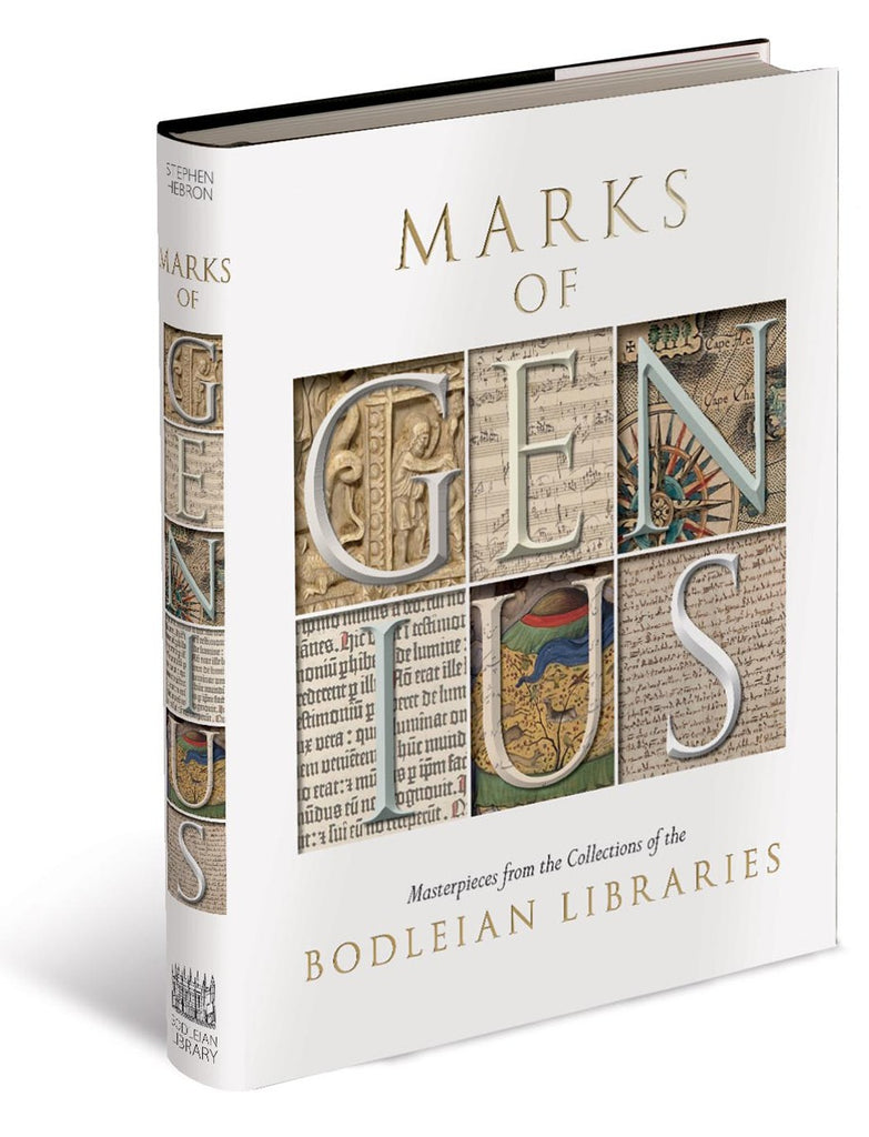 Marks of Genius (Hardback)