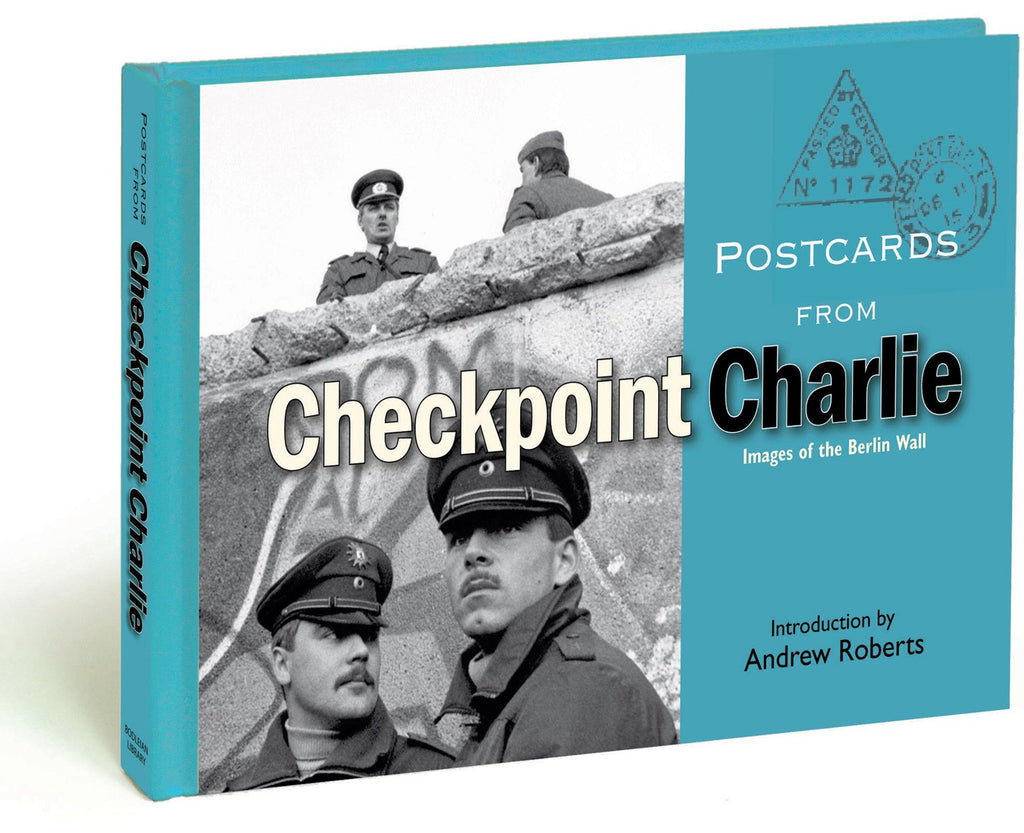 Postcards from Checkpoint Charlie