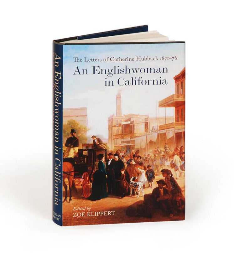 An Englishwoman in California