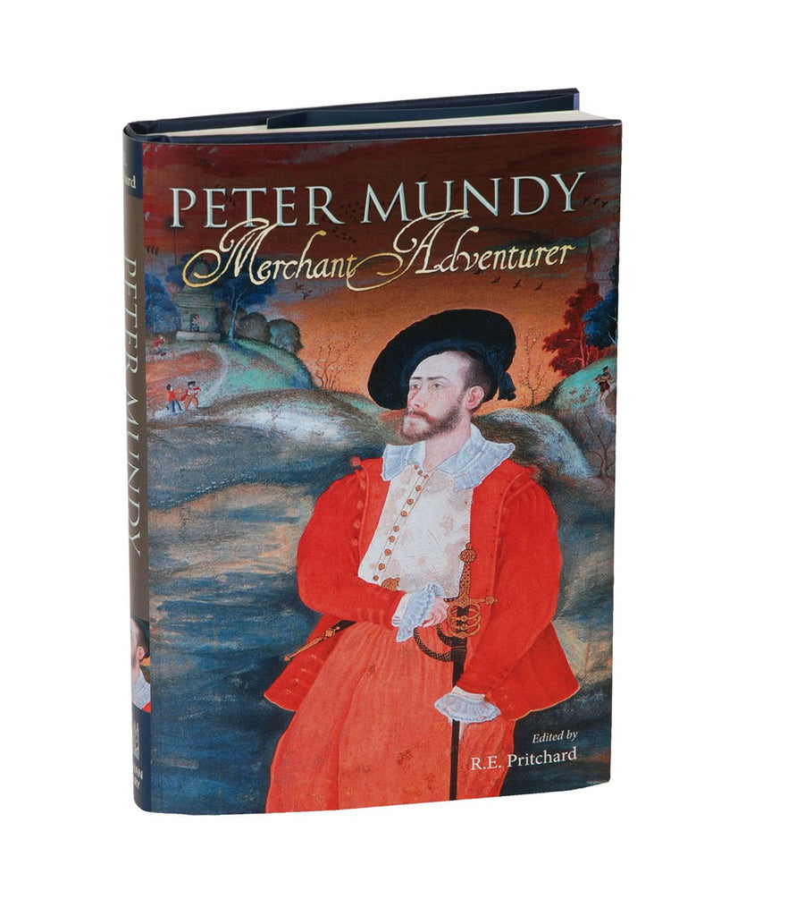 Peter Mundy, Merchant Adventurer