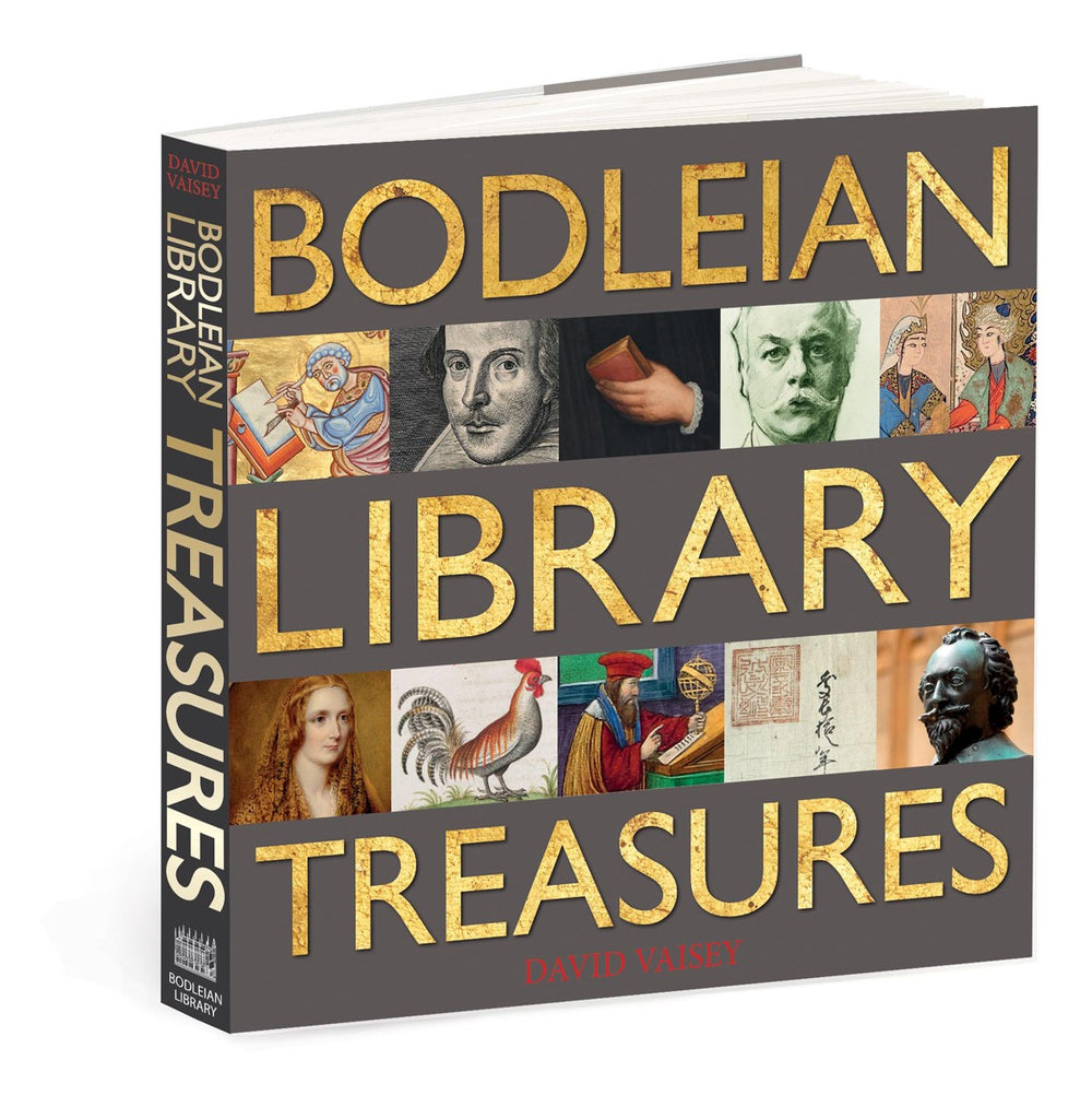 Bodleian Library Treasures (Paperback)