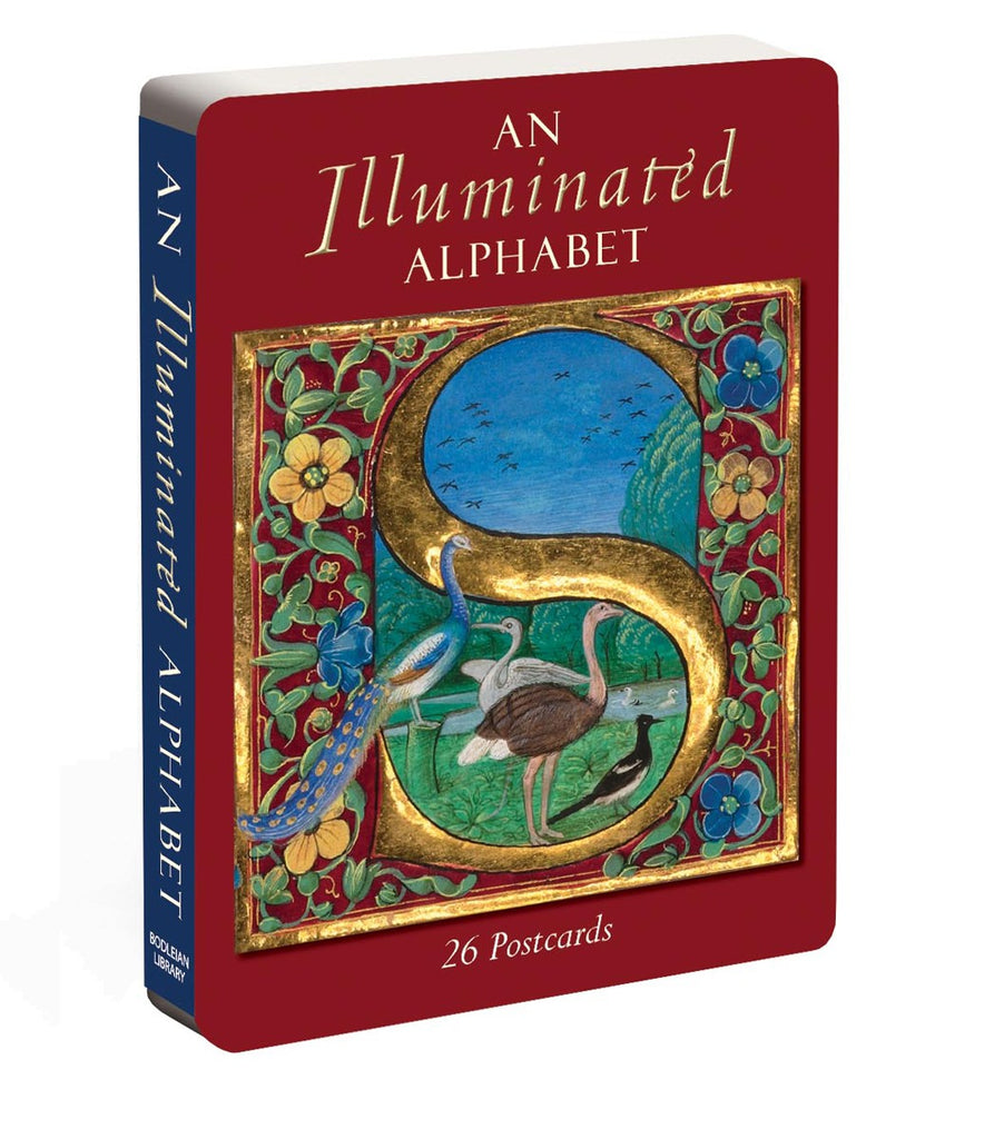 An Illuminated Alphabet