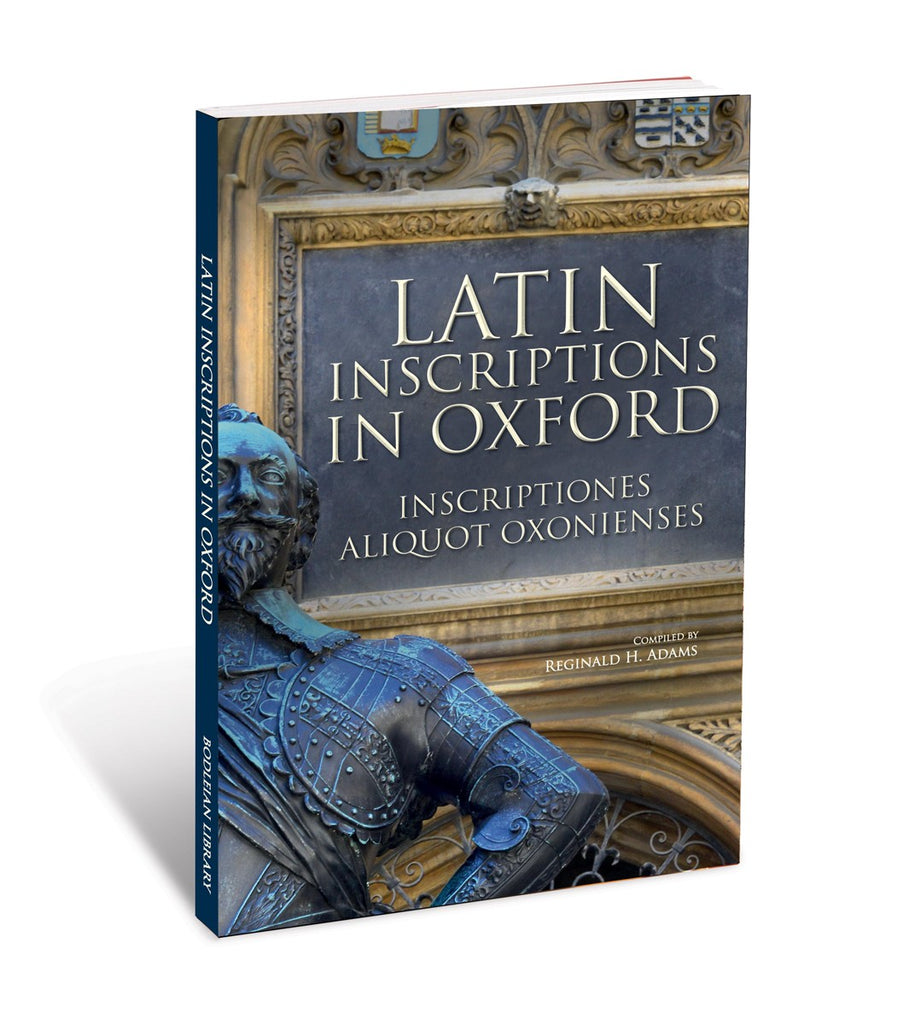 Latin Inscriptions in Oxford