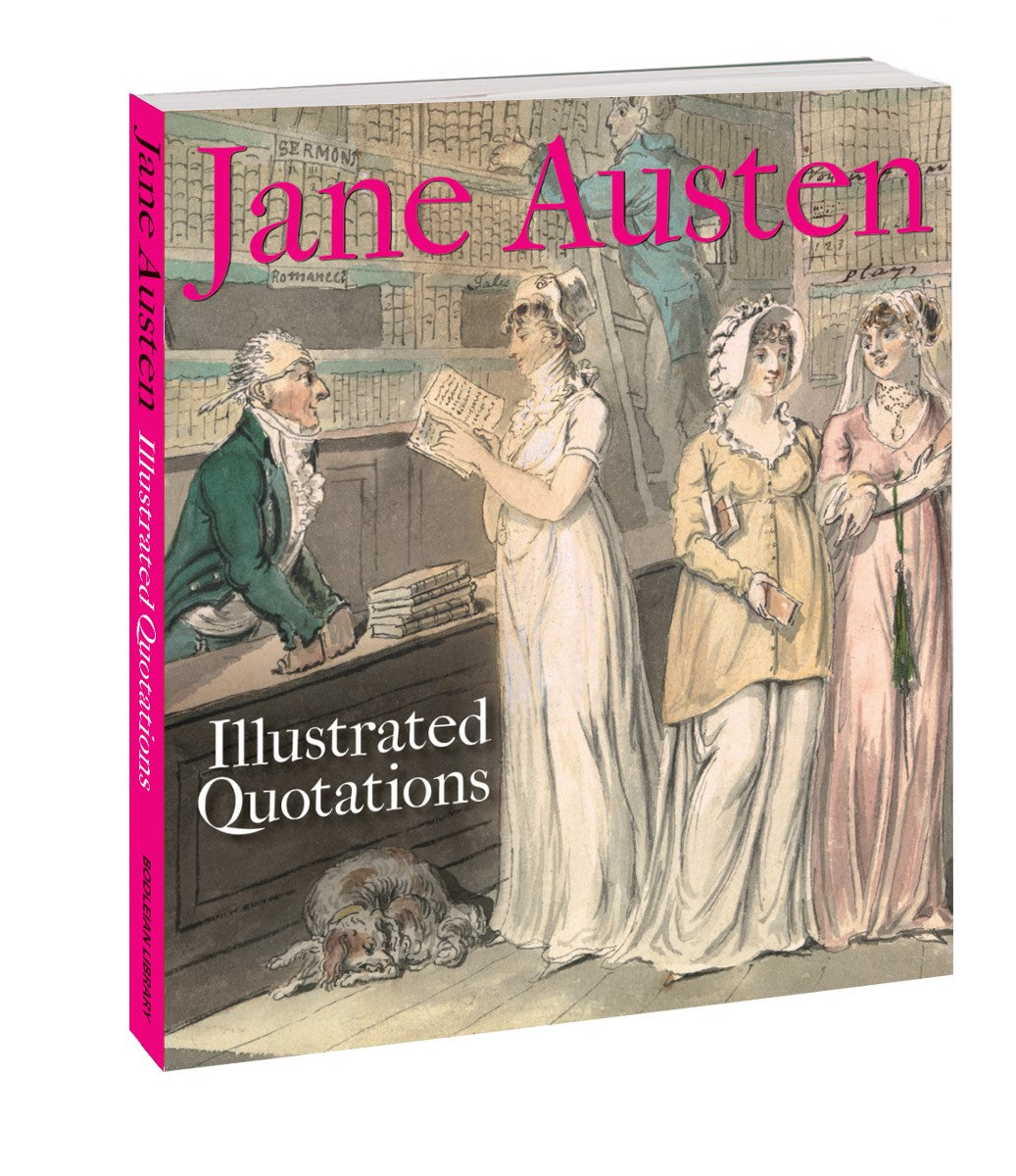Jane Austen Illustrated Quotations Bodleian Libraries