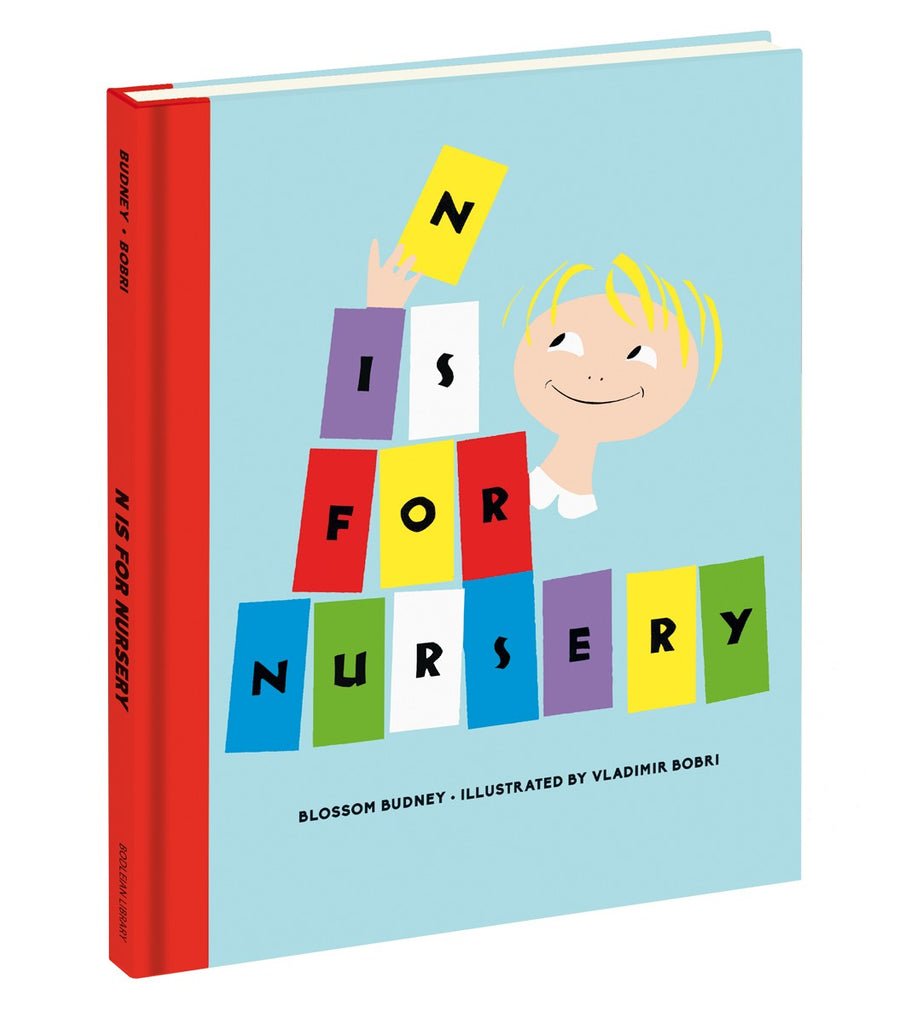 N is for Nursery
