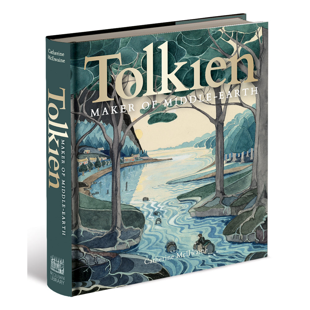Tolkien: Maker of Middle-earth (Hardback)