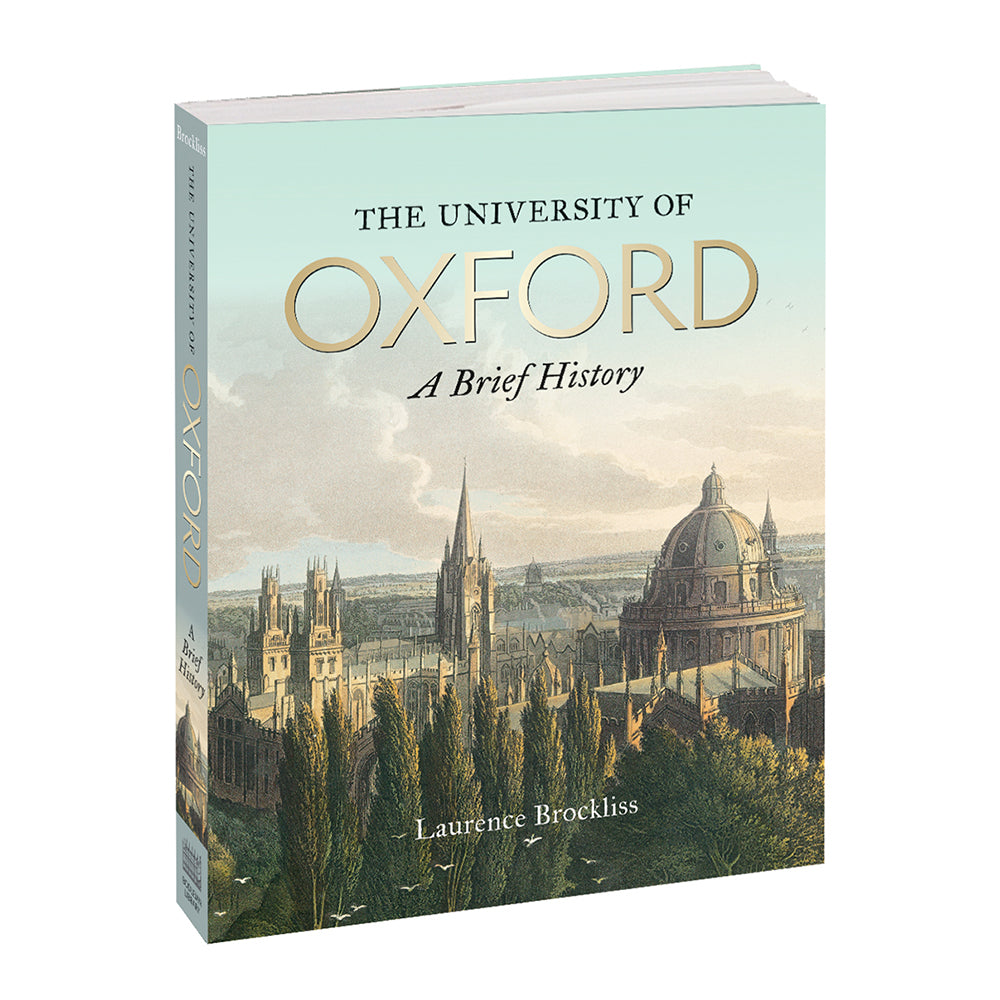 The University of Oxford: A Brief History