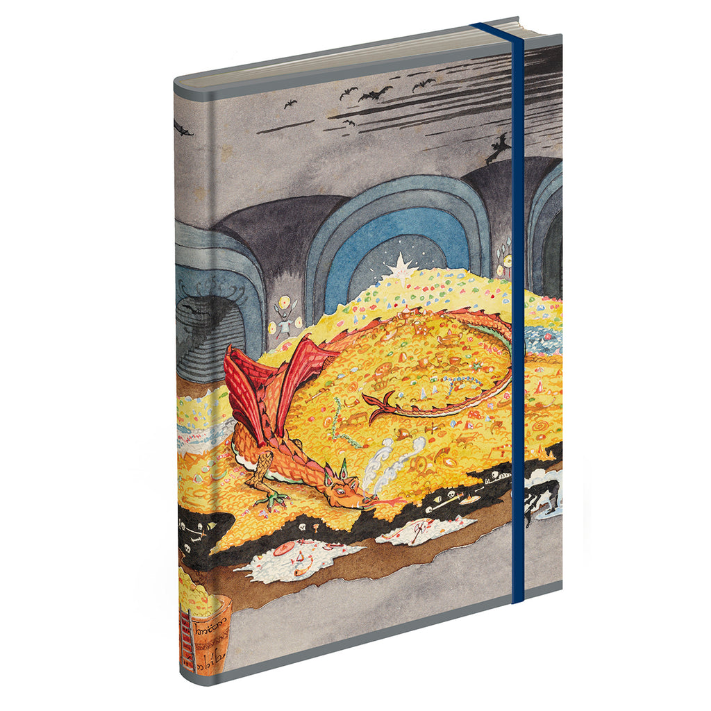 Tolkien Smaug A5 Journal