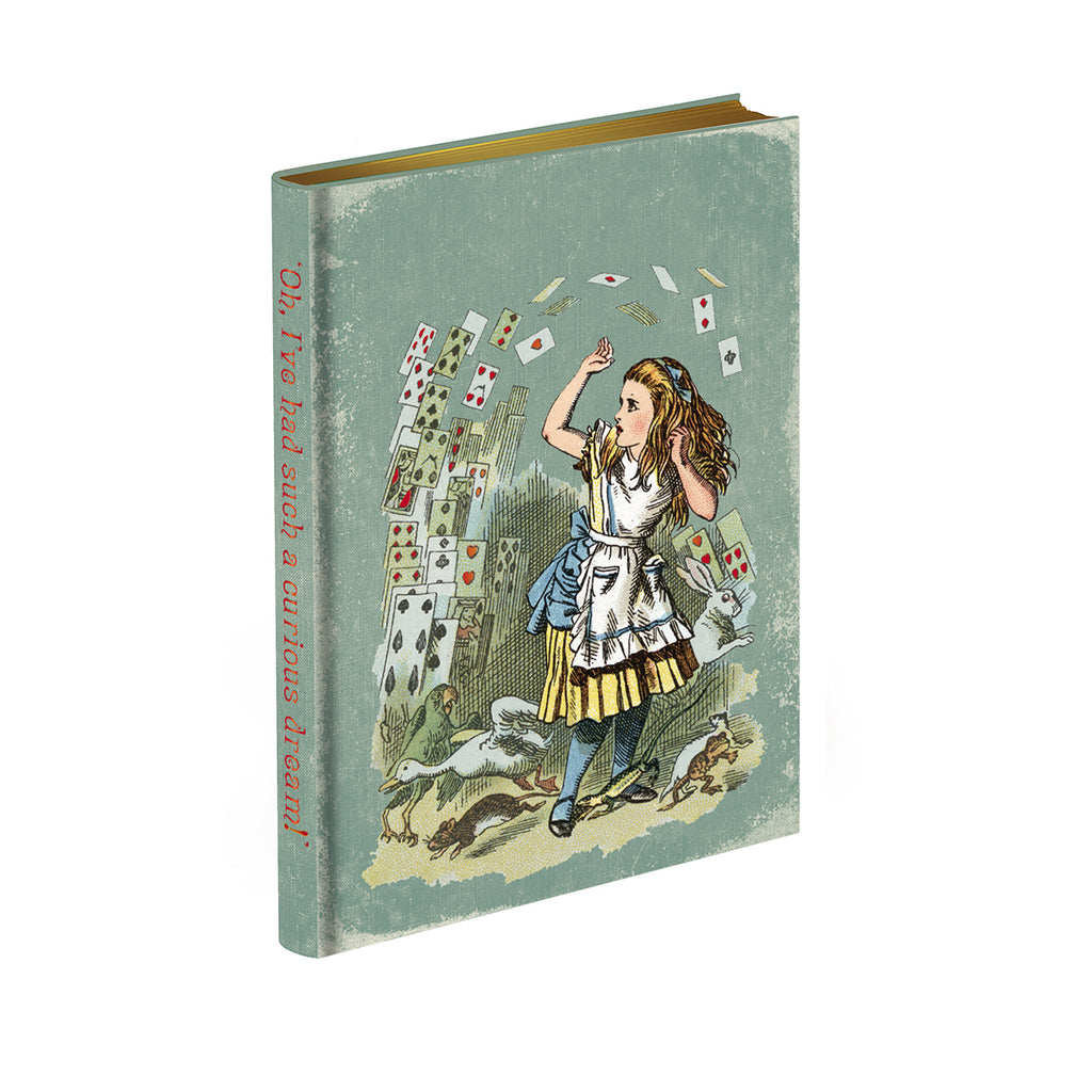 Alice's Adventures in Wonderland Journal - Alice in Court